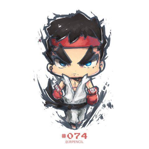 Ryu, Jr Pencil on ArtStation at https://www.artstation.com/artwork/P4PZy