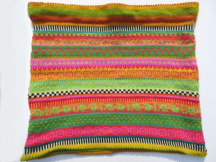 Miniröcke - Strickrock Hanna Gr. s - ein Designerstück von Lotta_888 bei DaWanda