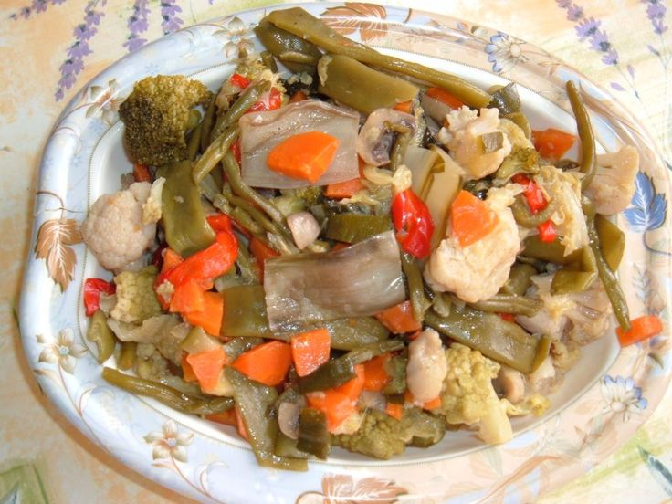 Cookeo :: Poelée de légumes frais