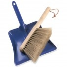 child size hand broom and dustpan
