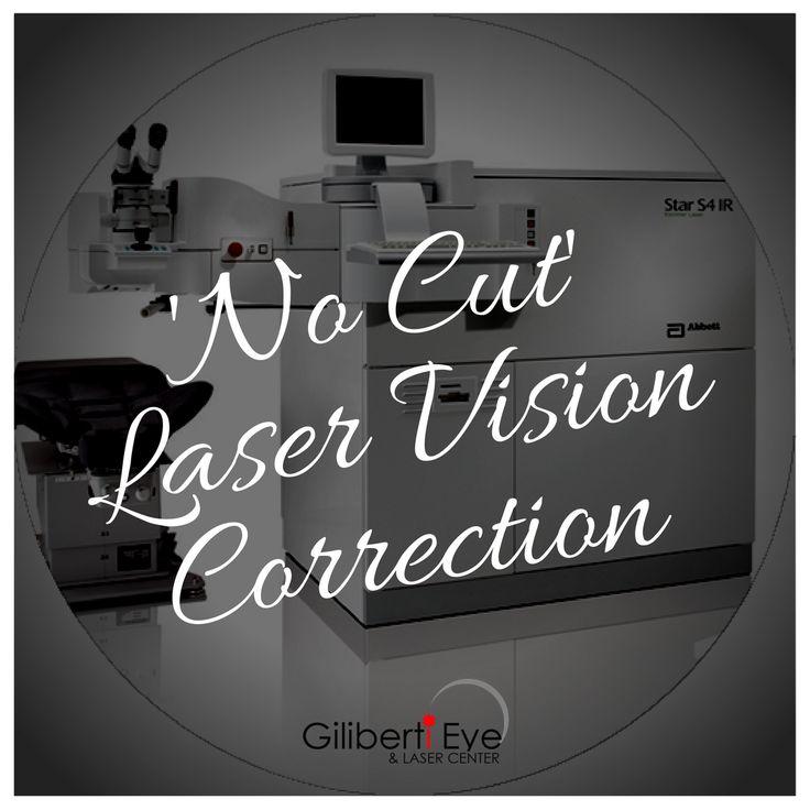 Check it out! ✔️🤔  .  .  .  .  .    #LaserVisionCorrection #LVC #PRK #PhotorefractiveKeratectomy #LaserEyeSurgery #GilibertiEyeandLaserCenter