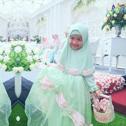 Cute hijjabi