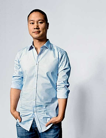 Tony Hsieh, Founder of Zappos.com   This man is such an inspiration to me; talk about wow!