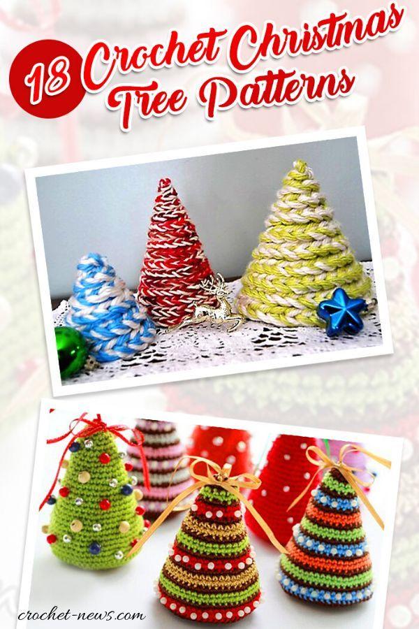 Pin On Christmas Crochet