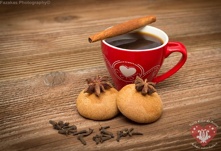 Coffe and cookie Gingerbread