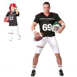 Disfraz Quarterback para adulto