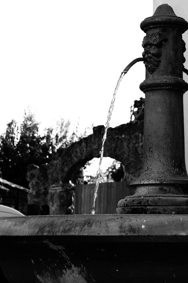 Nepi nel Viterbo, Lazio - Fontana del Cucciolo - Foto Di Massimo Moscatelli