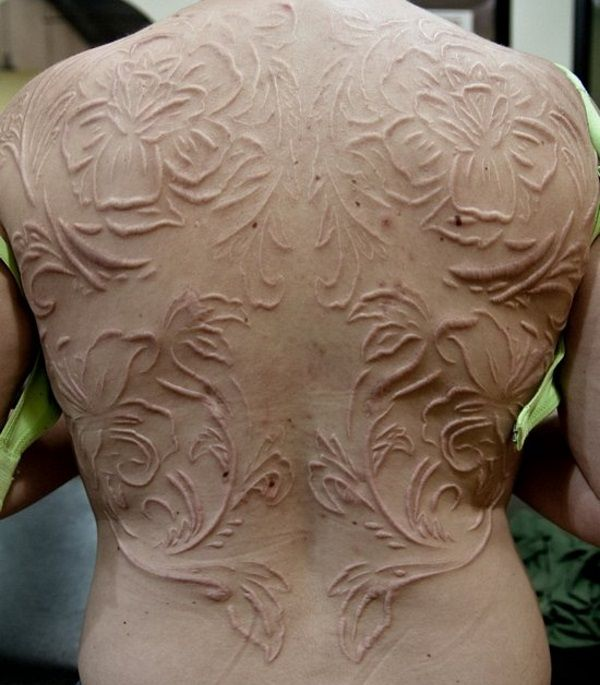 Best scarification tattoo ideas on pinterest white