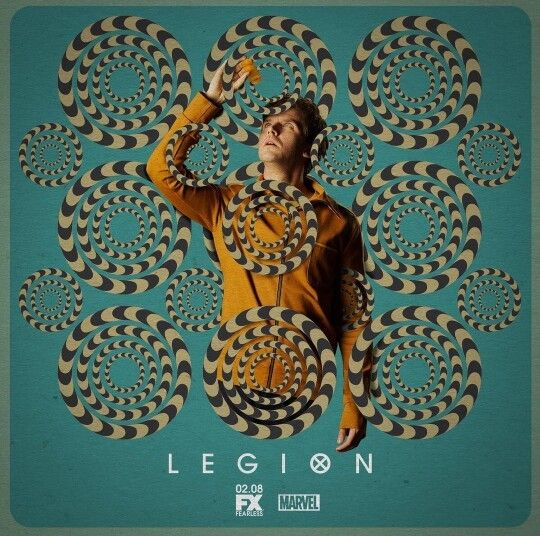 TVShow Time - Legion S01E03 - Chapter 3