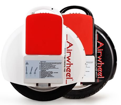 Airwheel X3 - feketén, fehéren... :-)