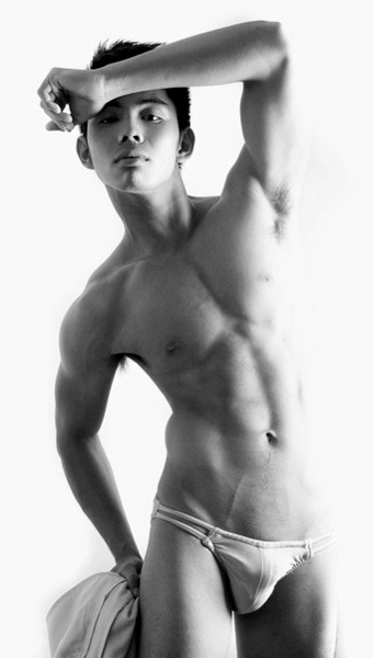 Asian Male Models Naked