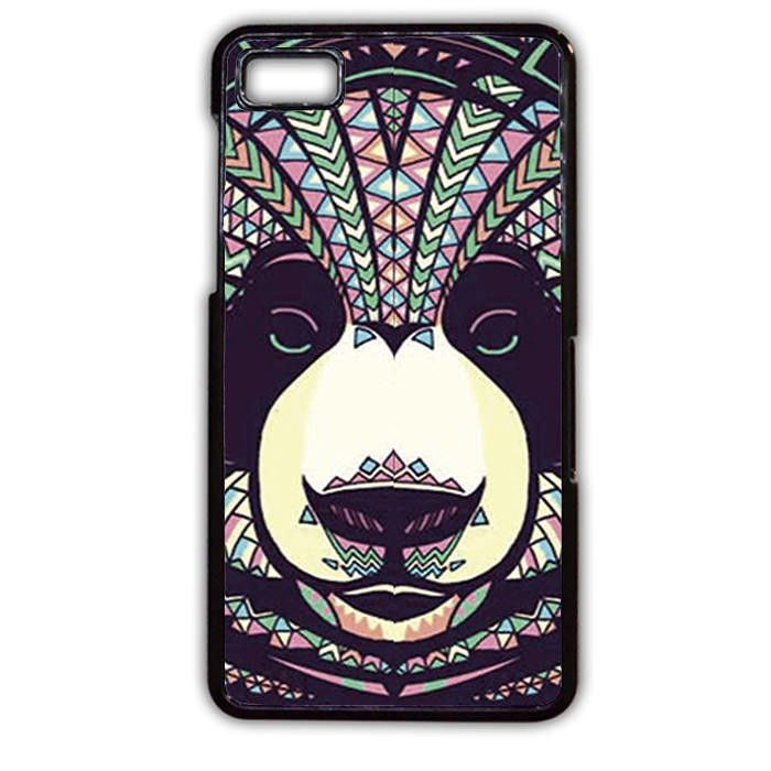 Panda Aztec Phonecase Cover Case For Blackberry Q10 Blackberry Z10