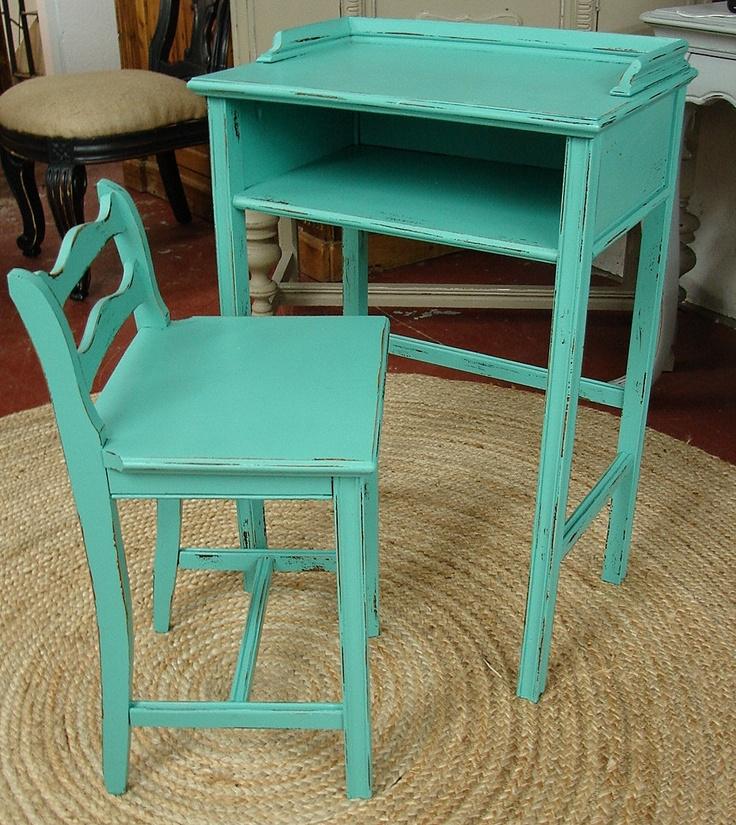 Antique Reclaimed Vintage Child's Desk and Chair - 40 Best School Desks Images On Pinterest