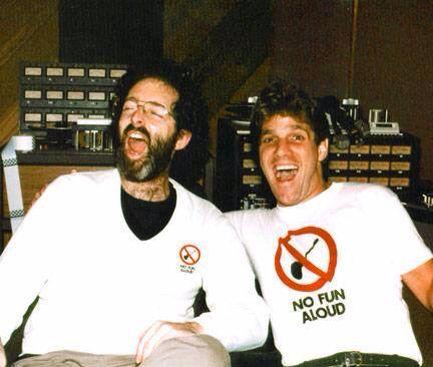 Glenn Frey and Jack Tempchin