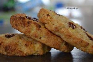 Cookies aux pommes et aux carambars Une recette gourmande qui plaira aux petits comme aux grands !