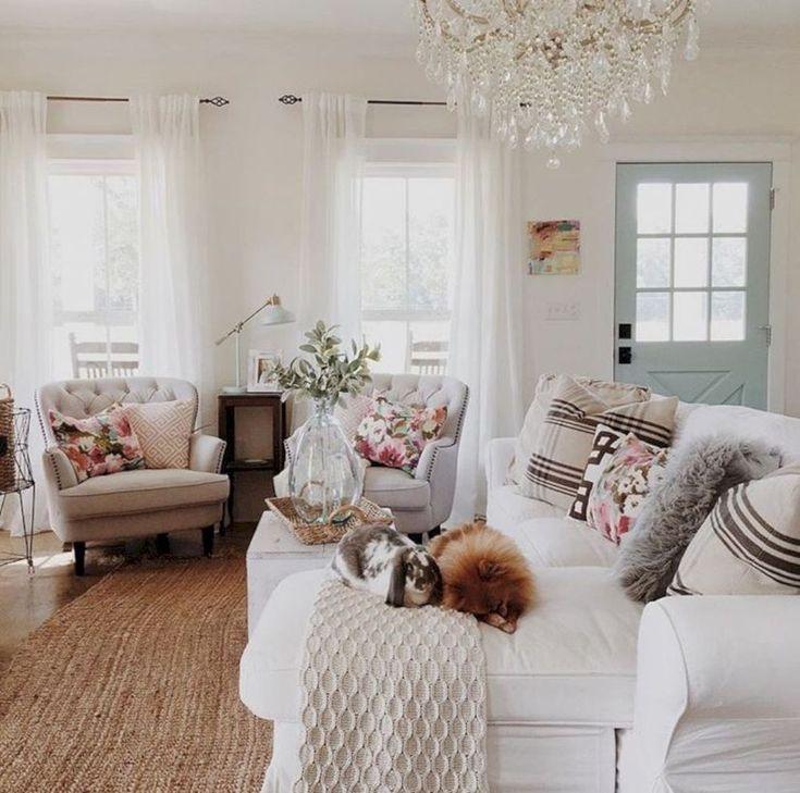 Best 25 feminine living rooms ideas on pinterest shabby - Feminine living room design ideas ...