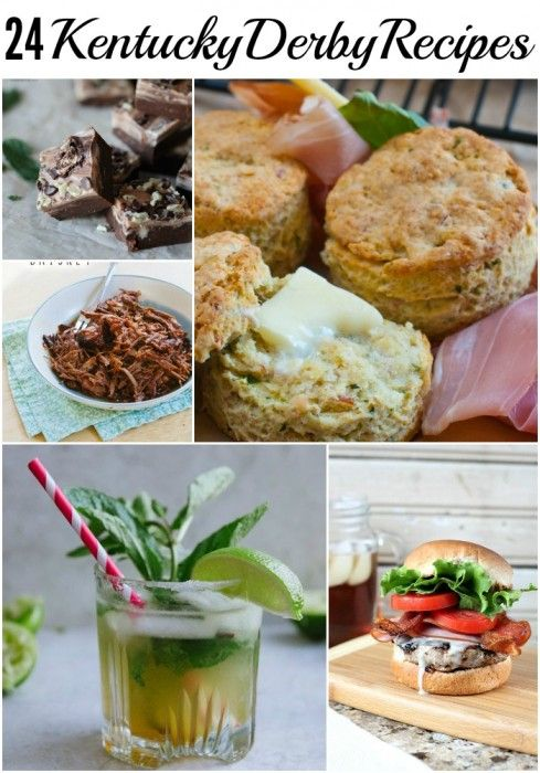 Kentucky Derby Party Recipes - Call Me PMc