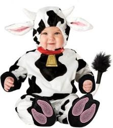 Mini Moo Baby #Halloween Costume by InCharacter