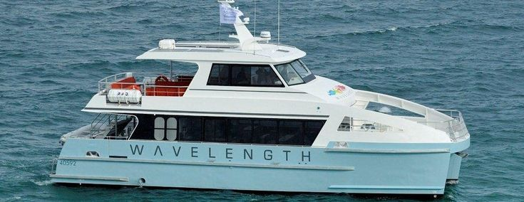 With Kstar Card ... 10% off all tours with Wavelength Outer Reef Cruises.