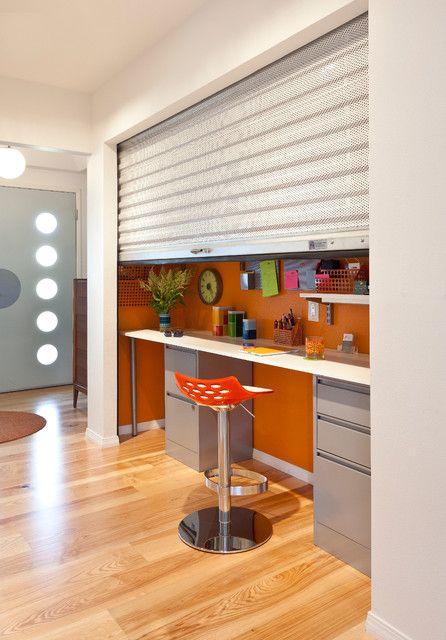 Mid Century Modern Home Office Ideas 28 best kid-friendly home office images on pinterest | office
