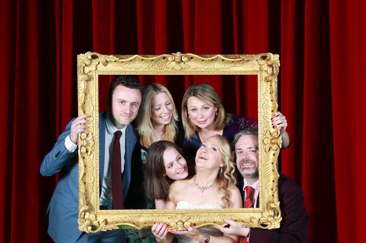 Woburn wedding green screen photo booth #karenandfran