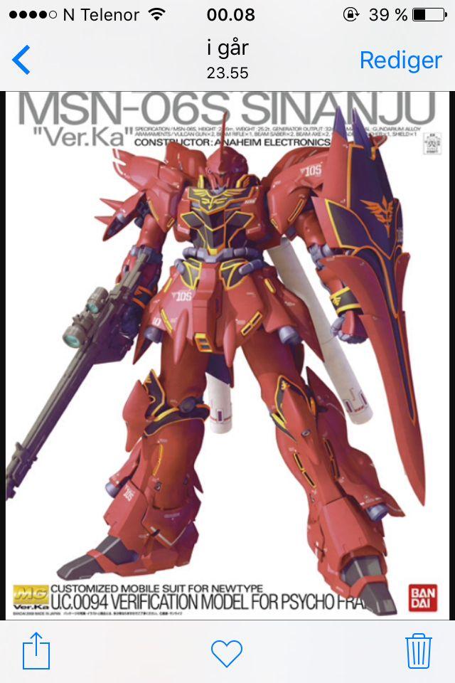 Mech Crimson Hawk
