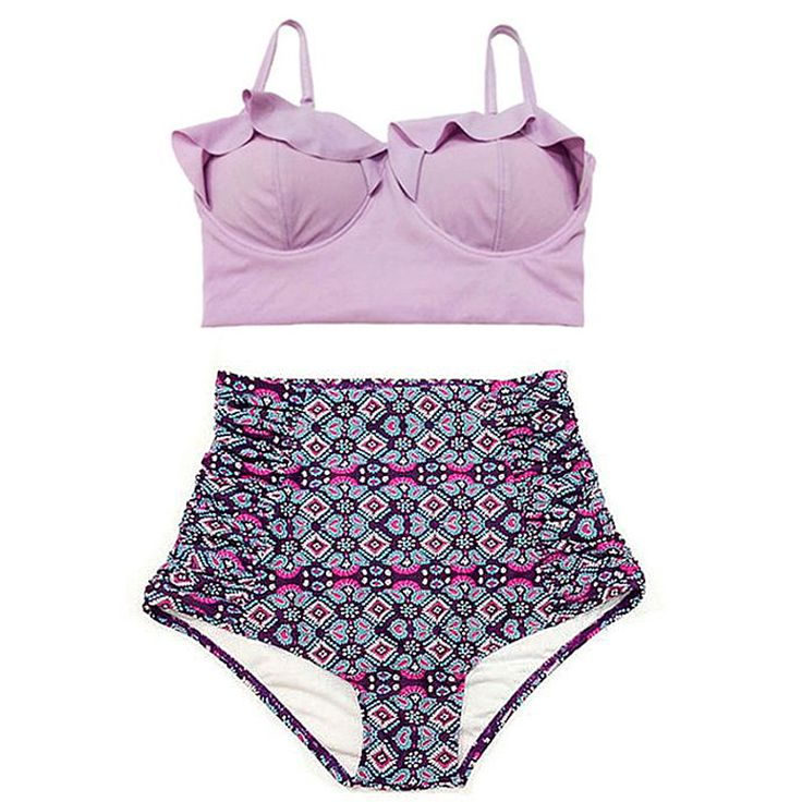 Retro Style Swimsuit //Price: $25.00 & FREE Shipping //     #hashtag4