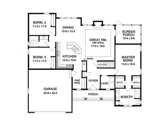 158 best house plans images on pinterest architecture for Southfork ranch house floor plan