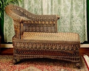 Completing Bedroom Remodel: Chaise Lounge Chairs For Bedroom: Lovely Rustic  Wicker Chaise Lounge Chairs