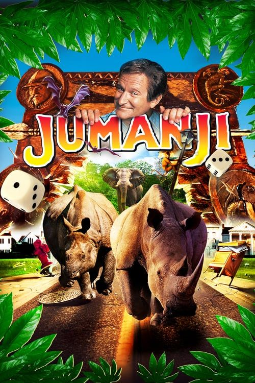 Jumanji 1995 full Movie HD Free Download DVDrip