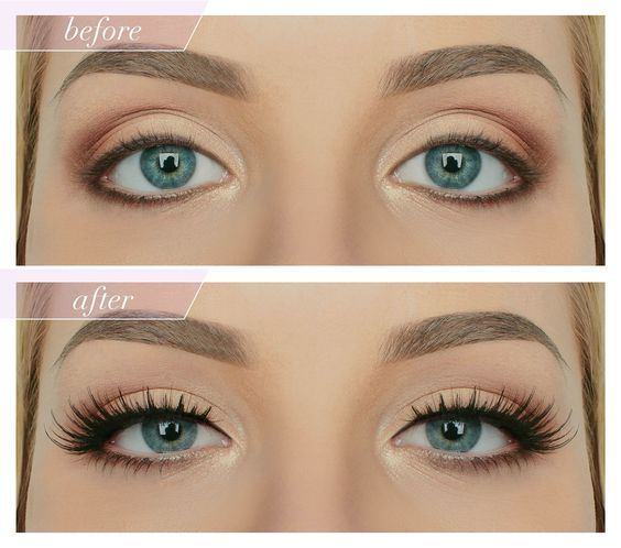 House of Lashes Noir Fairy (pinner said these are the best false eyelashes)... i like these false lashes. they don't LOOK super fake...: