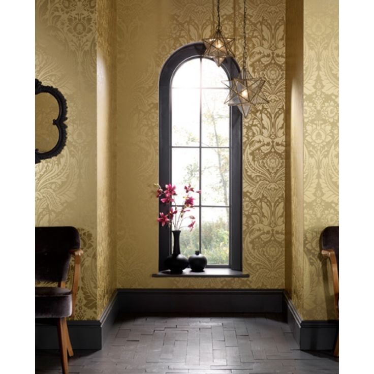 tapete graham brown spirit desire gold orientalisch pinterest orientalisch die zwei und. Black Bedroom Furniture Sets. Home Design Ideas