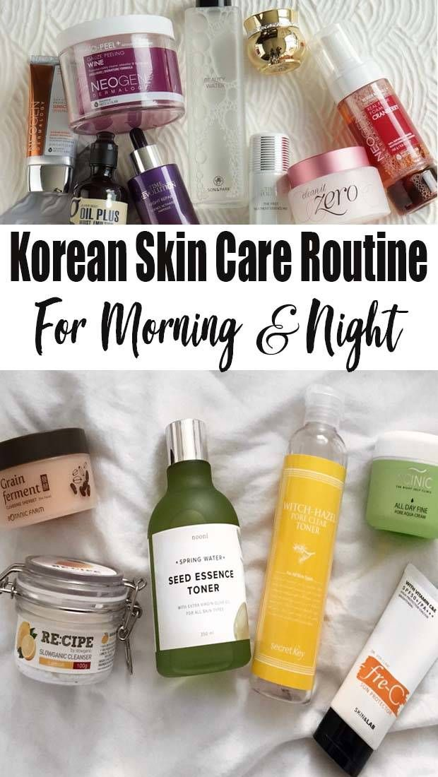 10 Step Korean Skin Care Routine For Oily Acne Prone Skin Through Essences To Page Masks Korean Bath And Body Goods And Trends Take Over The In 2020 Skin Care Routine
