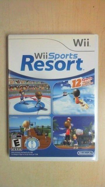 Wii Sports Resort (Nintendo Wii, 2009) B2D3