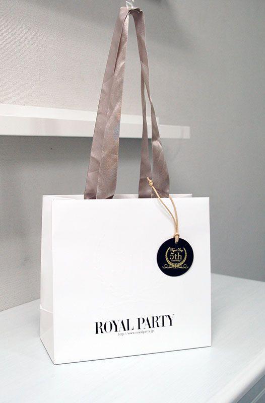 papaer bag Design Print Graphic Fashion 紙袋 デザイン 印刷