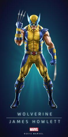 Wolverine Astonishing Poster-01