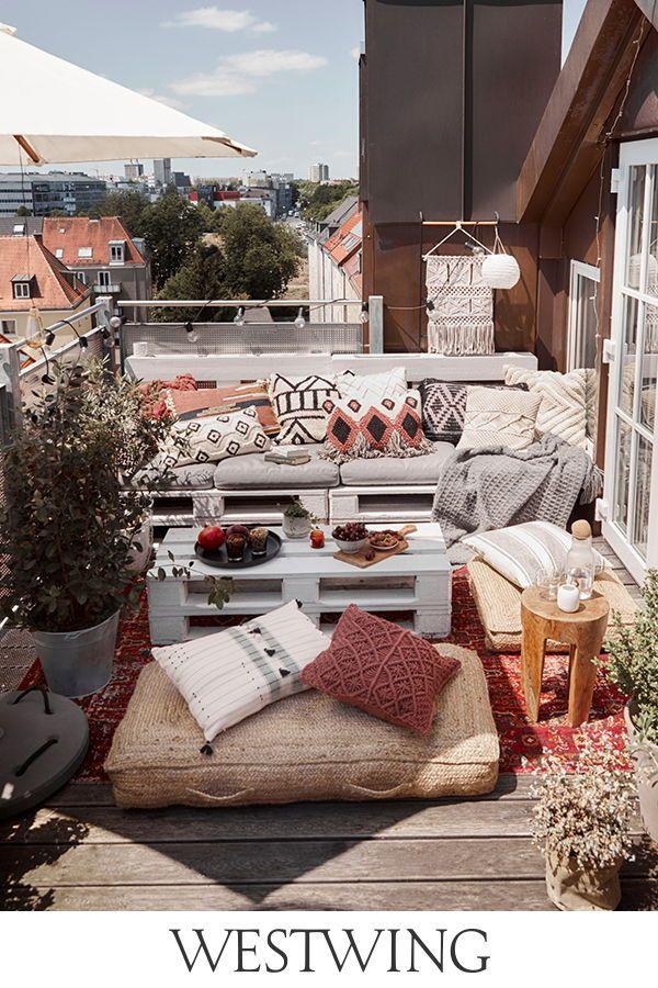 Pin Su Balconi Terrazze