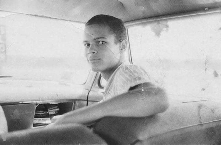 """The civil rights movement didn't begin in Montgomery and it didn't end in the 1960s . It continues on to this very minute."" Julian Bond -  Leader in the Civil Rights Movement, Social Activist,  Politician, Professor and Writer. Rare youthful Picture of Julian Bond in the late 1950s.  Source:  Darian White > Historical African American Images Facebook Page."
