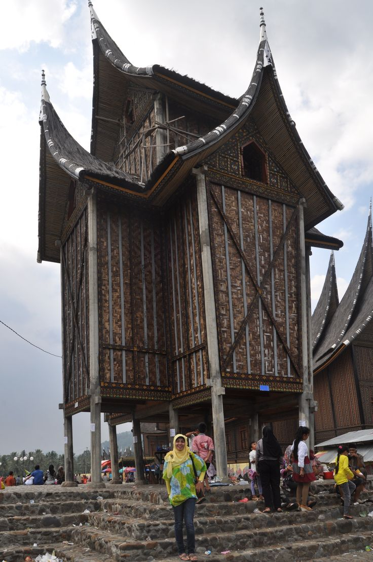 Istana Pagaruyung, Batusangkar, West Sumatera Indonesia