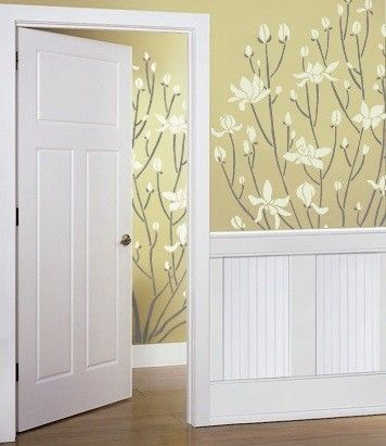 26 best wall stencils images on Pinterest | Wall stenciling, Cutting ...
