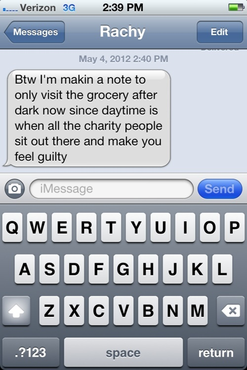 Text messages you just cant help but giggle at. #humor - Repin :)