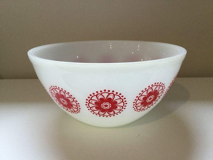 Pyrex Doily Mixing Bowl - $50