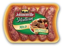 How to cook Johnsonville Italian sausage links