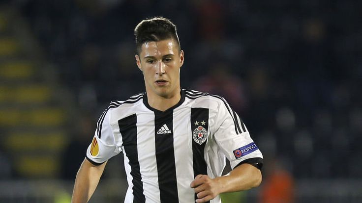 Chelsea sign teenager Danilo Pantic from Partizan Belgrade | Football News | Sky Sports - http://footballersfanpage.co.uk/chelsea-sign-teenager-danilo-pantic-from-partizan-belgrade-football-news-sky-sports/