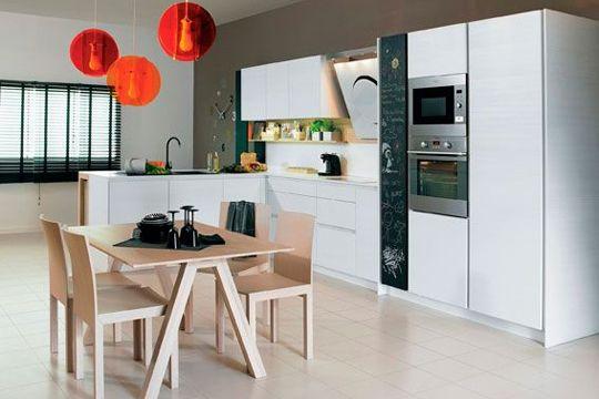 17 best images about mobilier cuisine coin d jeuner. Black Bedroom Furniture Sets. Home Design Ideas