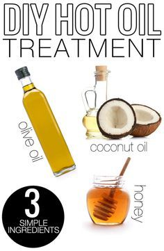 We've rounded up four super moisturizing hair masks to DIY at home, all using ingredients right from your kitchen. Here's a DIY hot oil treatment!