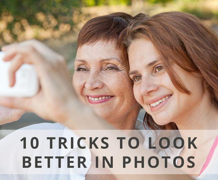 How to Look Better Selfies