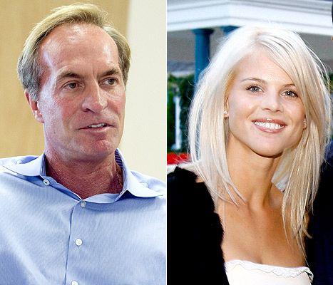 Chris Cline, Elin Nordegren's Billionaire Boyfriend