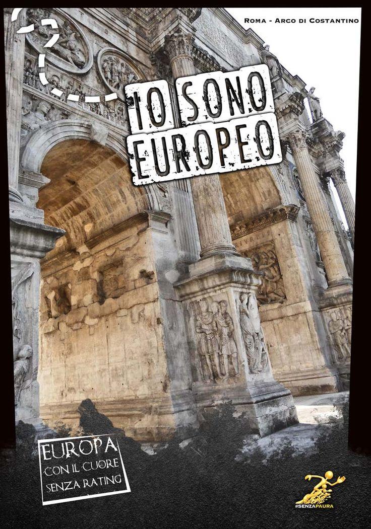 Io sono Europeo - Mostra ad Atreju 2012 - Roma