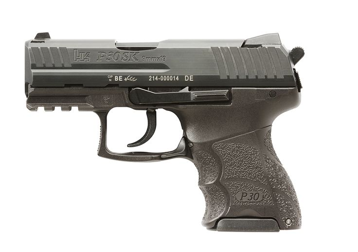 Heckler & Koch P30SKS V3 9mm Pistol w/ 3 10rd Magazines & Nightsights - Botach